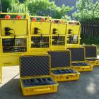 DVS02 - digitální výstražný systém pro práci na železniční trati