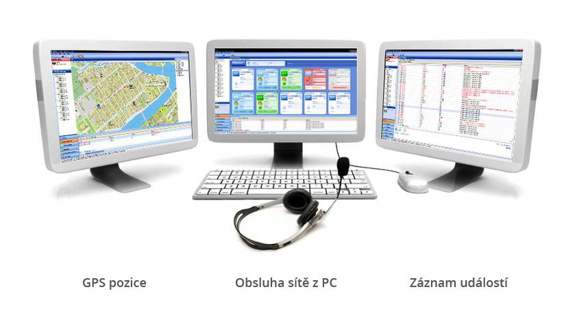 komunikační systémy - snadná obsluha