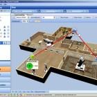 Monitoring v budovách
